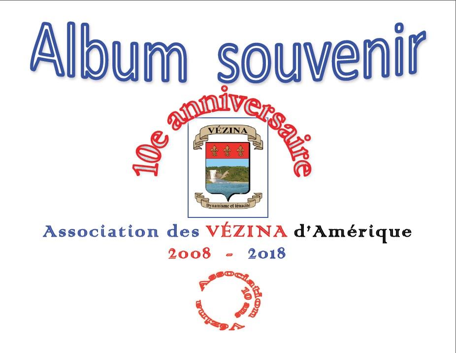 Album-souvenir 2018