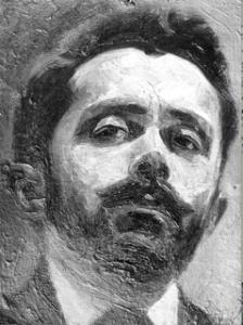 Emile autoportrait vers 1911