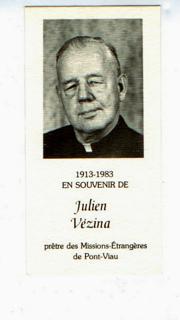 Julien Vezina