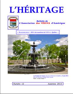 L'HÉRITAGE 12