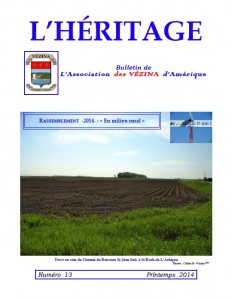 L'HERITAGE 13