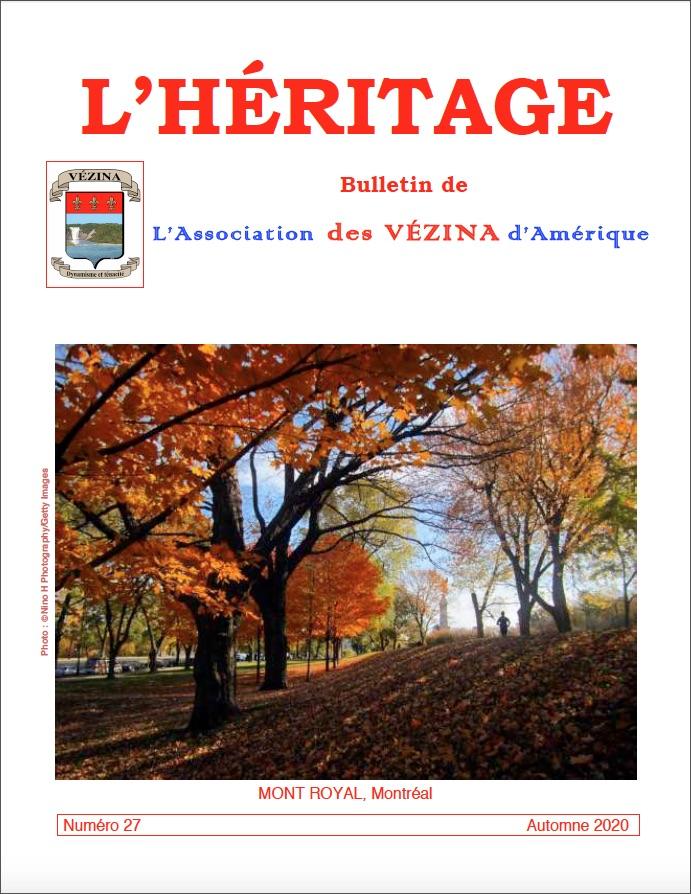 L'HERITAGE 27