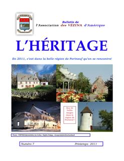 L'HÉRITAGE 7