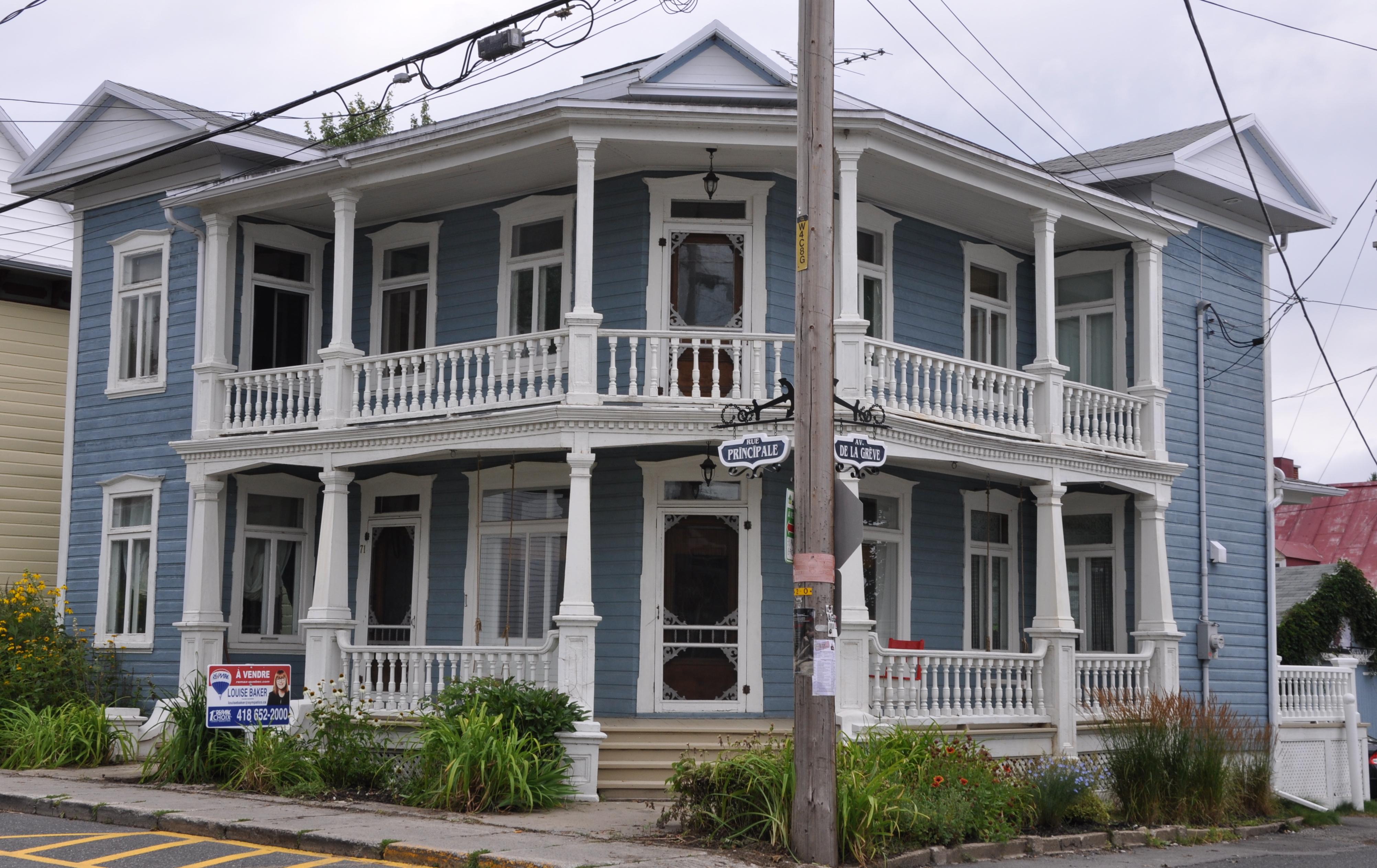 Maison patrimoniale construite avant 1896