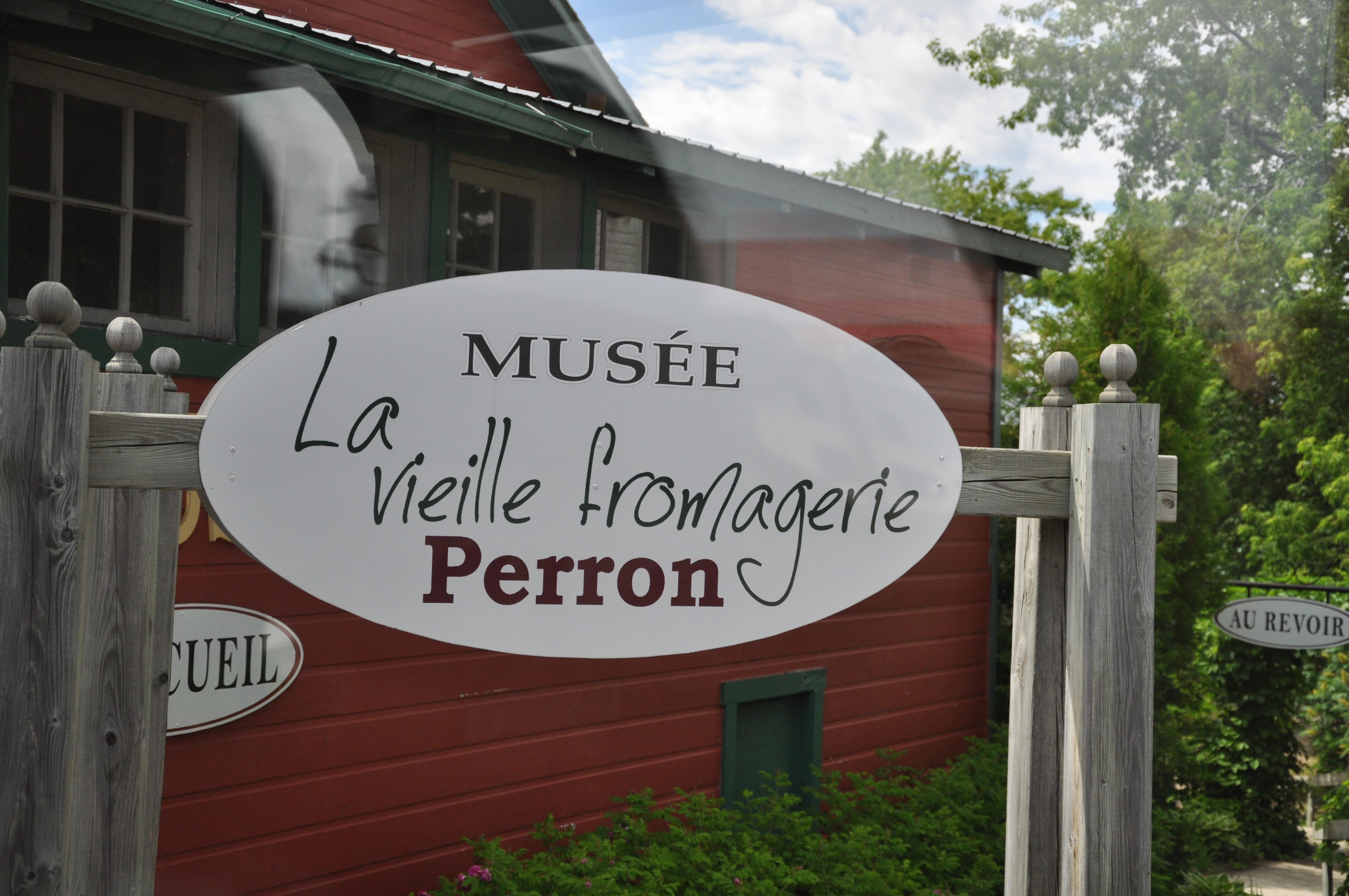 Musée de la vieille fromagerie Perron