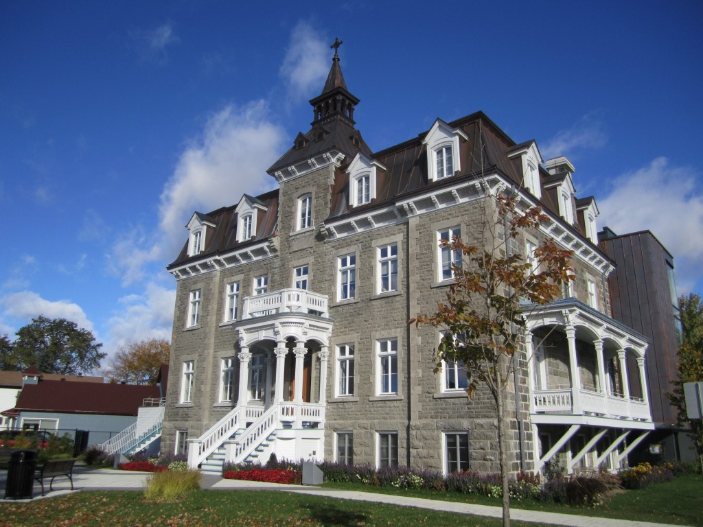 Vieux Couvent (St-Roch-de-l'Achigan)/Société d'histoire de St-Roch