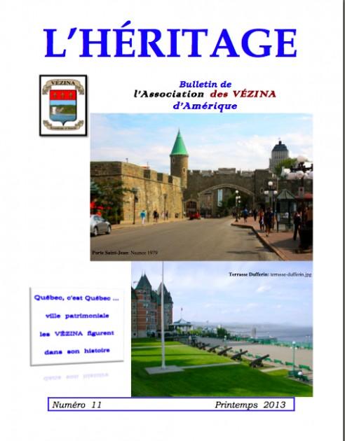 L,HÉRITAGE 11