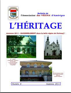 L'HÉRITAGE 8