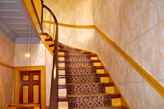 escalier maison Tache