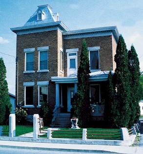 Maison d'Adélard Vézina