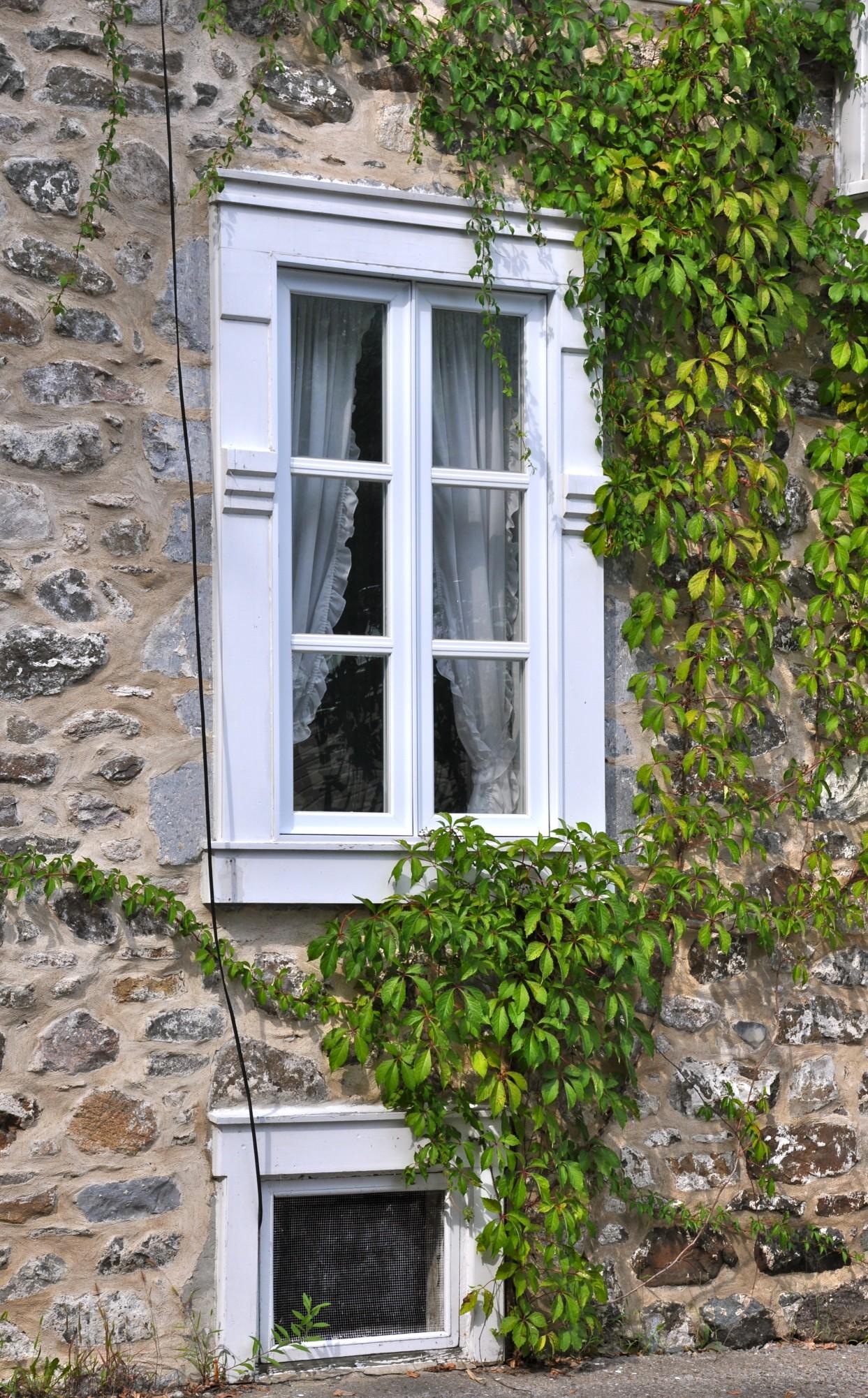 Détail d'architecture Maison Roy dit Desjardins