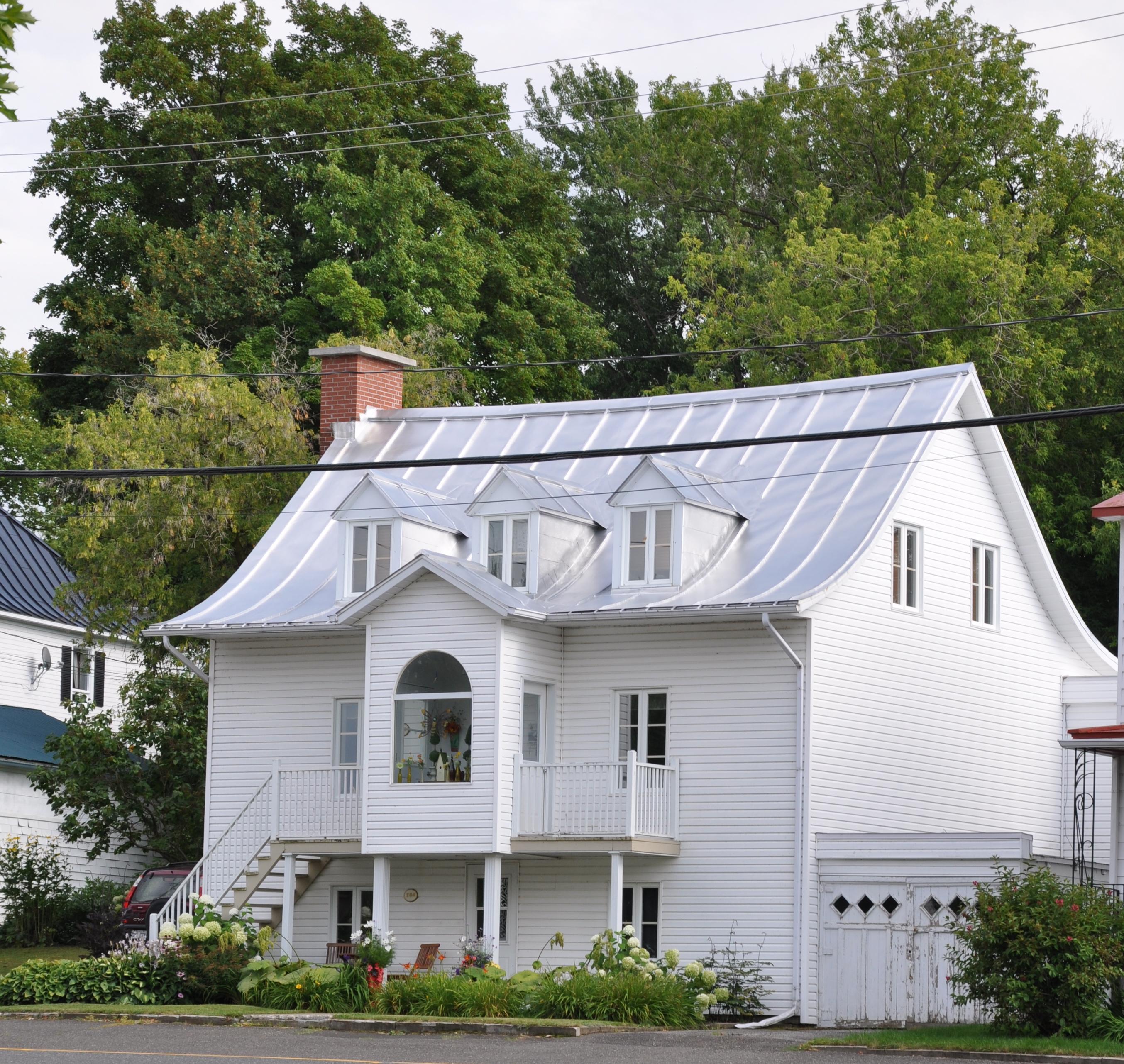 Maison ayant appartenu au navigateur Roger Simard