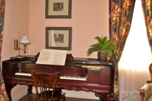 piano maison Tache