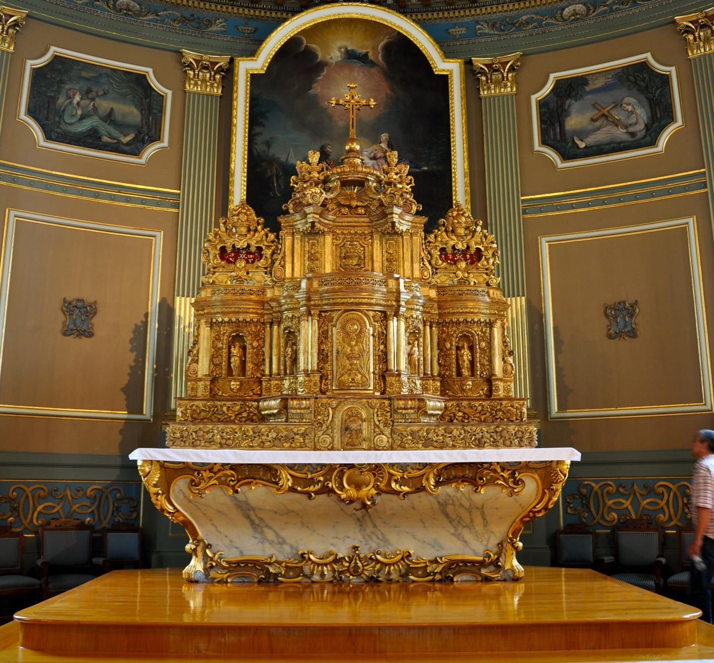 tabernacle église Ste-Famille